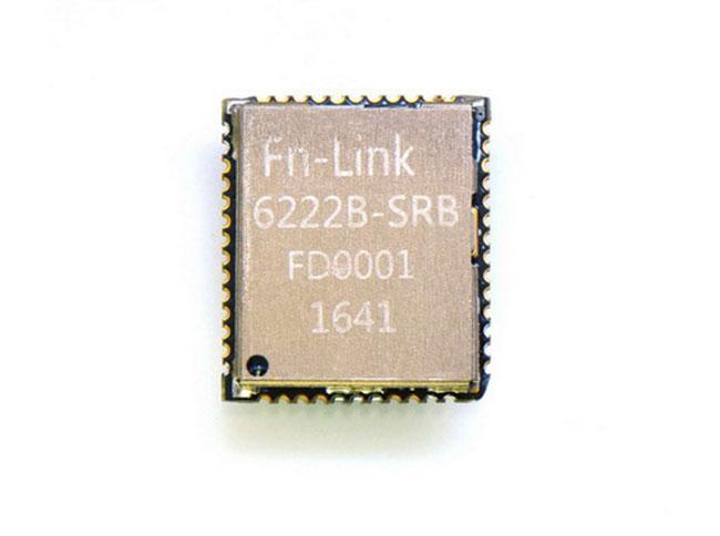 a/b/g/n/ac Wi-Fi/BT Module 6222B-SRB