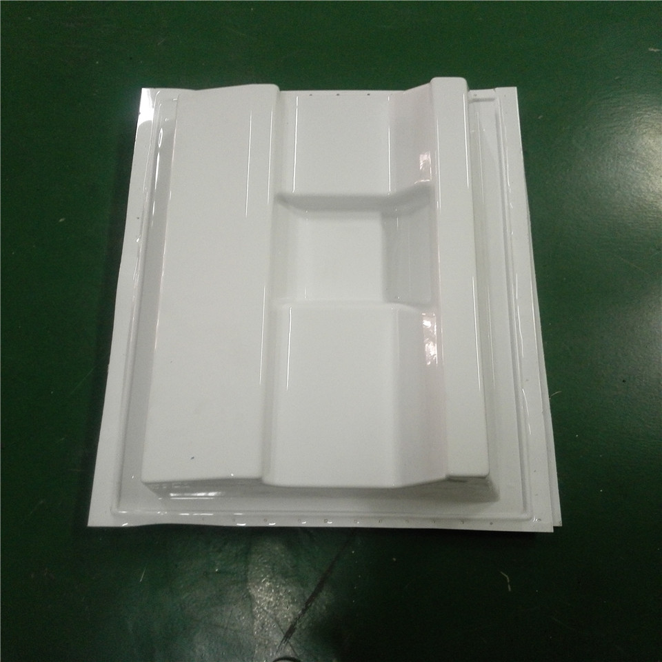 OEM Thick Sheet Vacuum Forming Large Plastic Cover