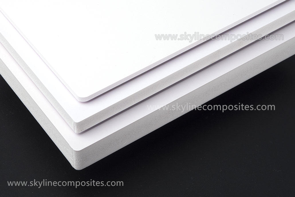 3mm Co-extruded PVC foam sheet for display