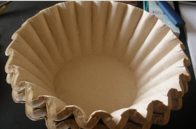 K-cup coffee filters