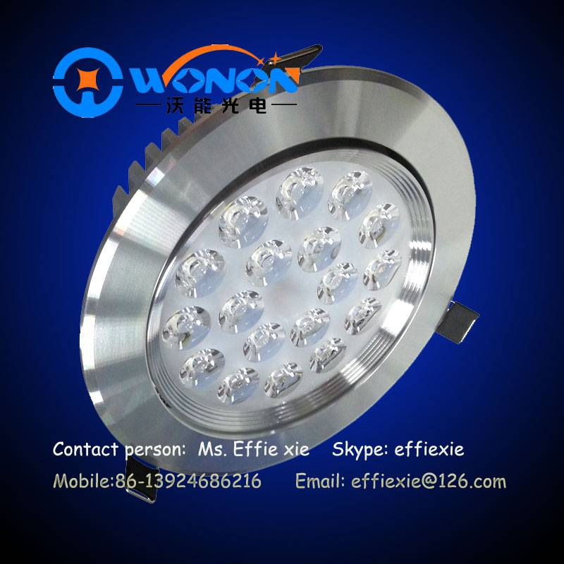 18w led ceiling lights