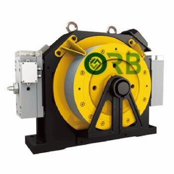 Elevator Traction Machine BOMA WB4 Block Brake Gearless