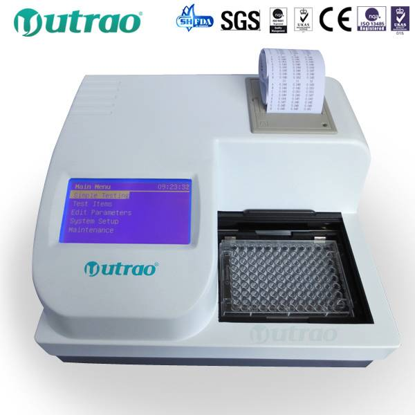 SM600 elisa reader for clinical analysis