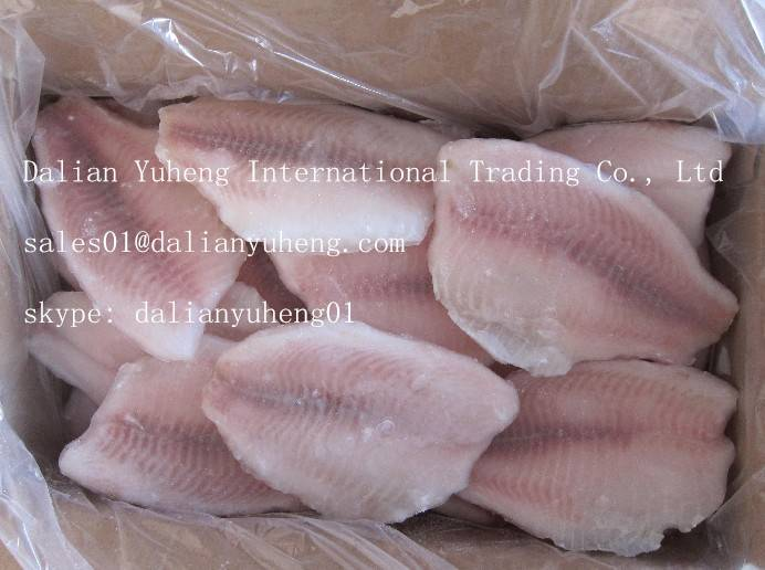 FROZEN TILAPIA FILLETS (FARMED)