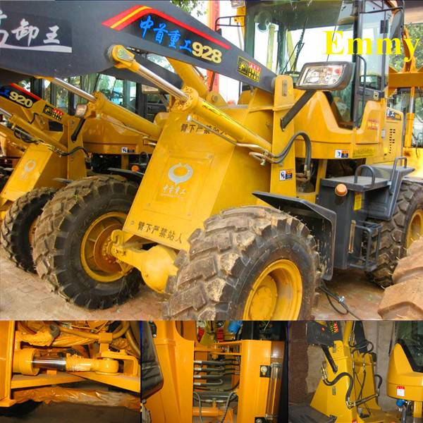 2015 hot export 928 wheel loader in flash loader