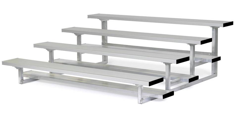 aluminum stadium bleacher outdoor seat for public events and sports