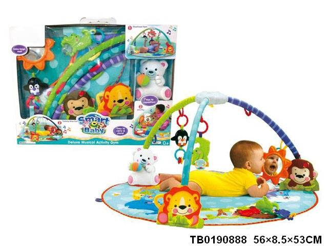 Hot sale Baby Play Gym with Sounds