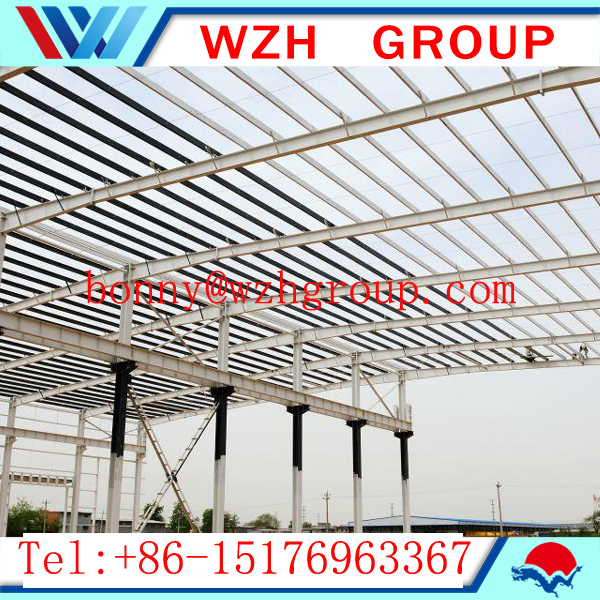 steel structure warehouse buildings