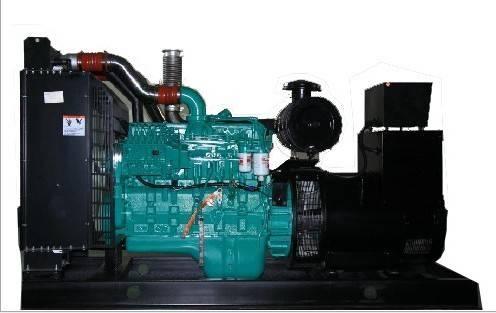 225kva/180kw Cummins Diesel Generating Set (50Hz 6LTAA8.9-G2)