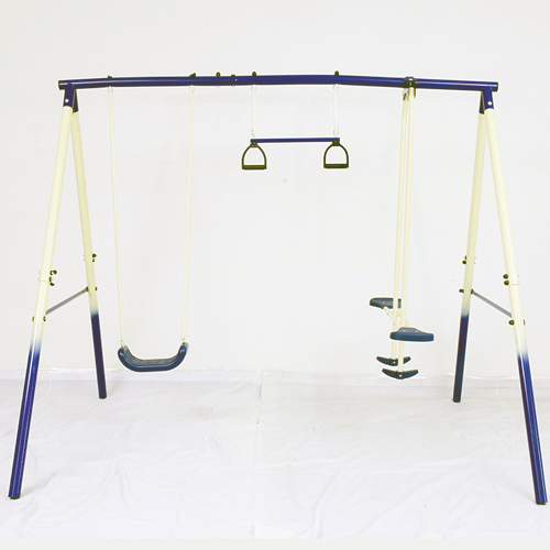 3-1 Metal Swing Set