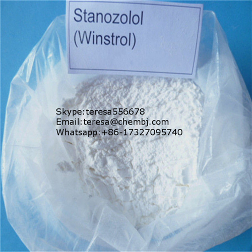 Direct Sales 10418-03-8 Effective Powder Winstrol for Muscle Gain