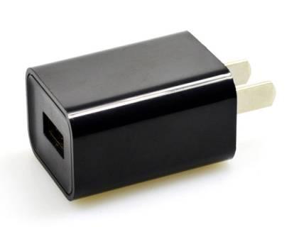 Travel USB Wall Charger US Plug 5V 1.0A