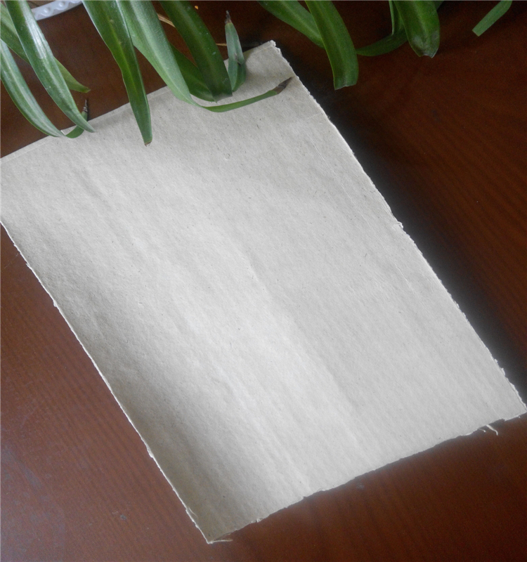 Natural oat fiber used in making hand-made rolling paper