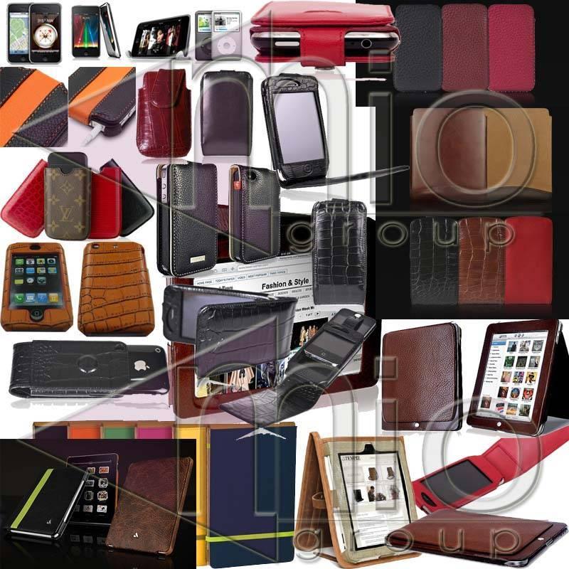 IPhone, Ipad, Blackberry Leather Cases