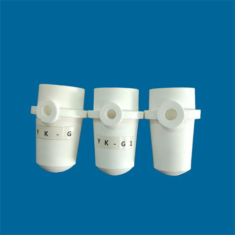 Dental lab crucible YK-G