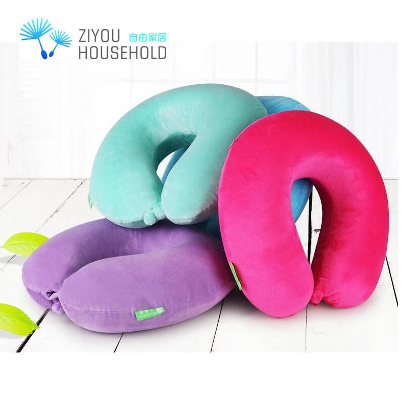 Travel Pillow U shaped Neck Memory Foam Pillow