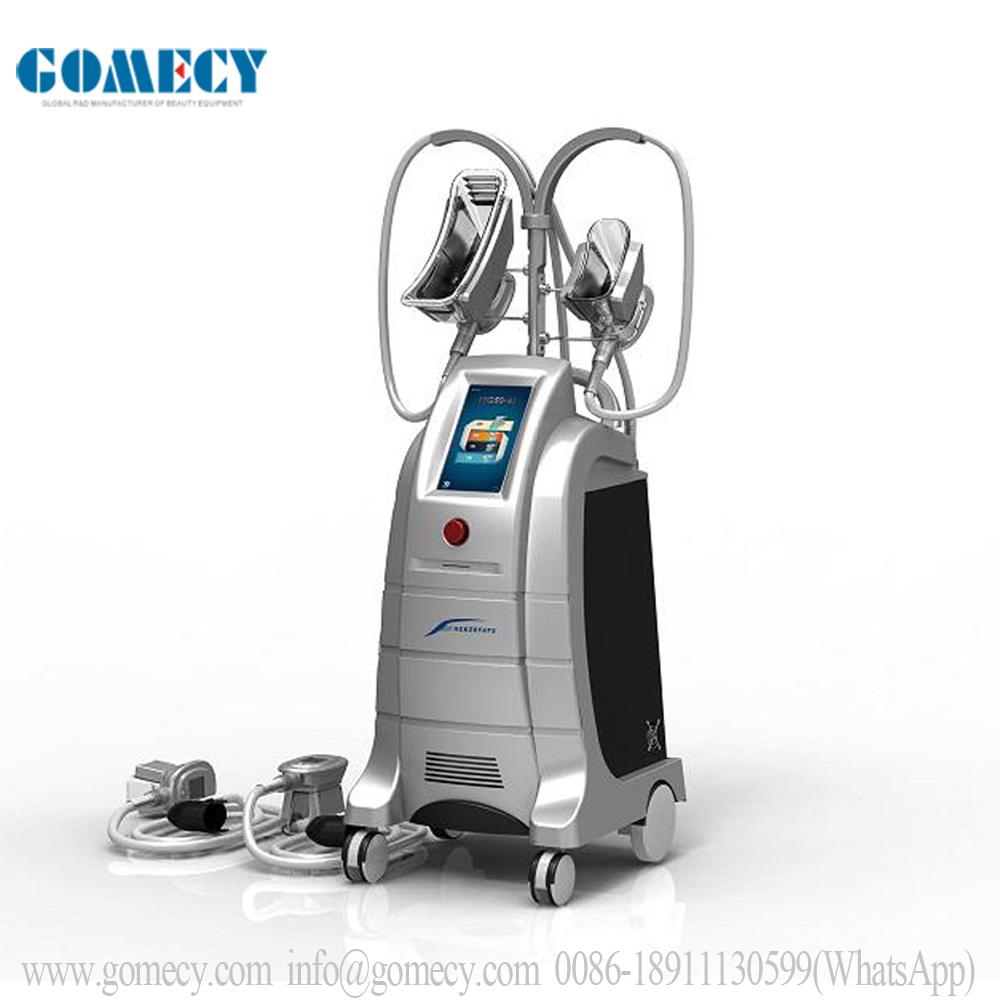 Cool shaping machine vibration body shaper facial cryo machine/skin cool cryo-electroporation/cryo