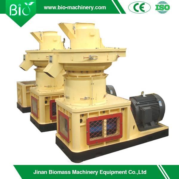 Machine wood pellet mill