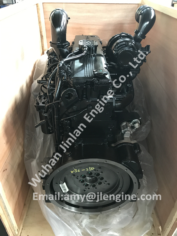 Cummins QSL8.9 Diesel Engine