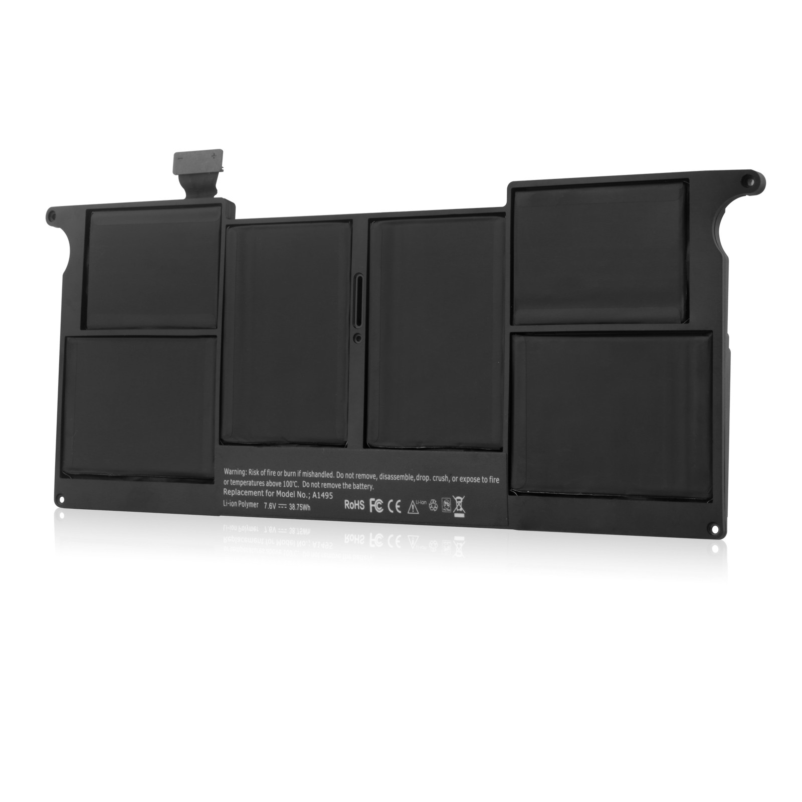 New laptop battery A1495 for MacBook Air 11'' A1465 2012-2014