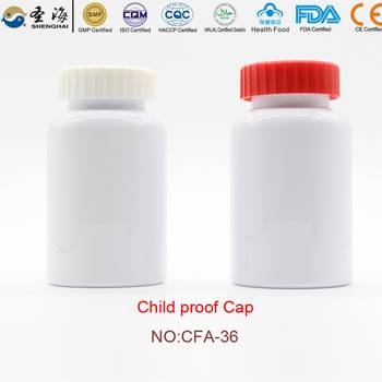 250ml Factory Direct Sale PET Bottle for Medicine