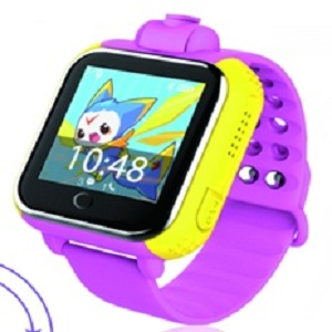 3G Calling Kids WIFI GPS Tracking Smart Watch Phone with 2.0MP Camera, SOS, Electronic Fence