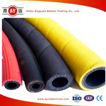 smooth 1-ply wire reinforced sandblast hose