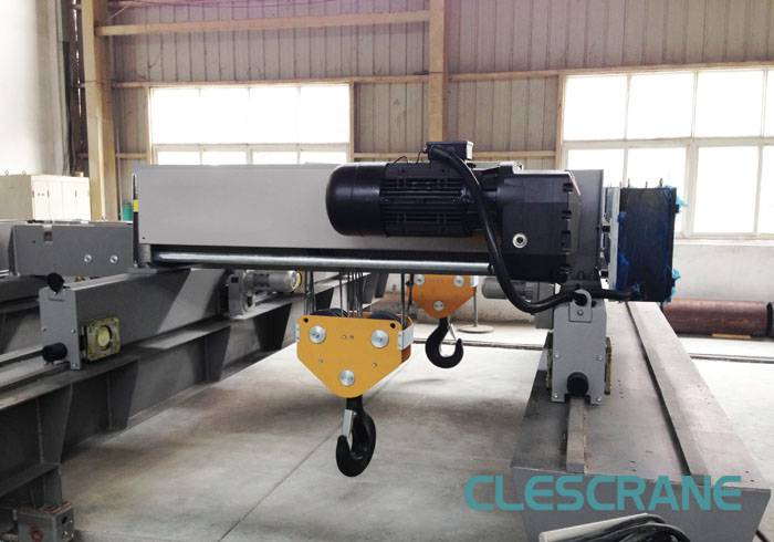 CH Series Europe style electric hoist for double girder Eot crane