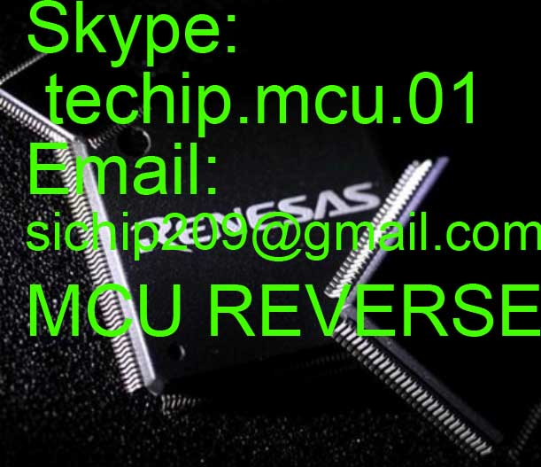 chip decryption dsPIC33FJ128GP204