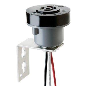 Twist-Lock Photocontrol Socket Receptacle for Photocell