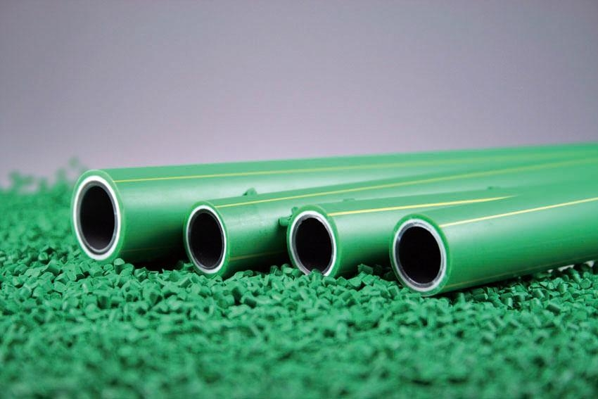 PPR Pipe for Cold and Hot Water Supply