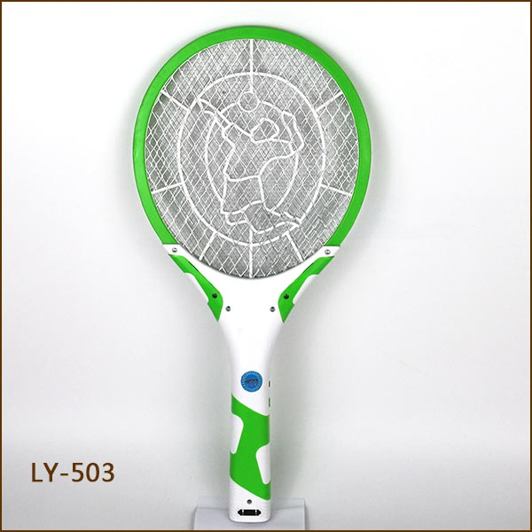 Rechargeable Electric Mosquito Swatter /Fly Killer Racket /Bug Zapper