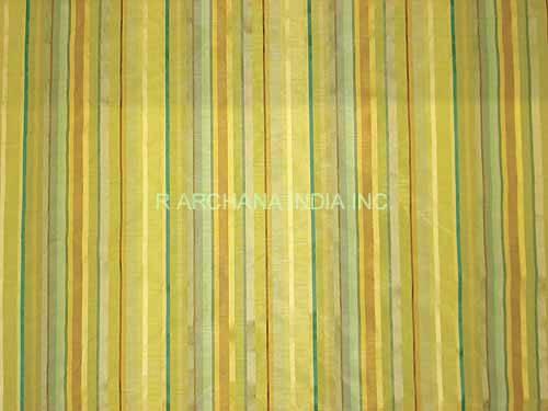 Stripes Silk Fabric