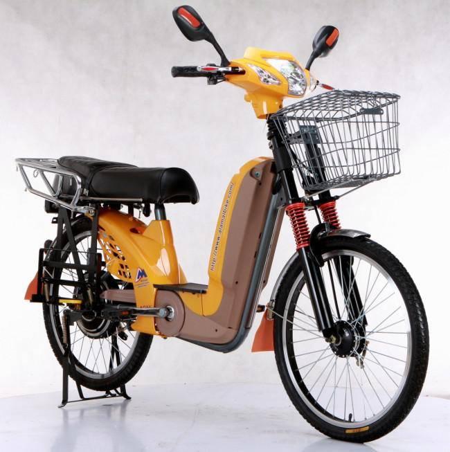 350W DC48V12AH electric vehicle e-bike SKD Made in China
