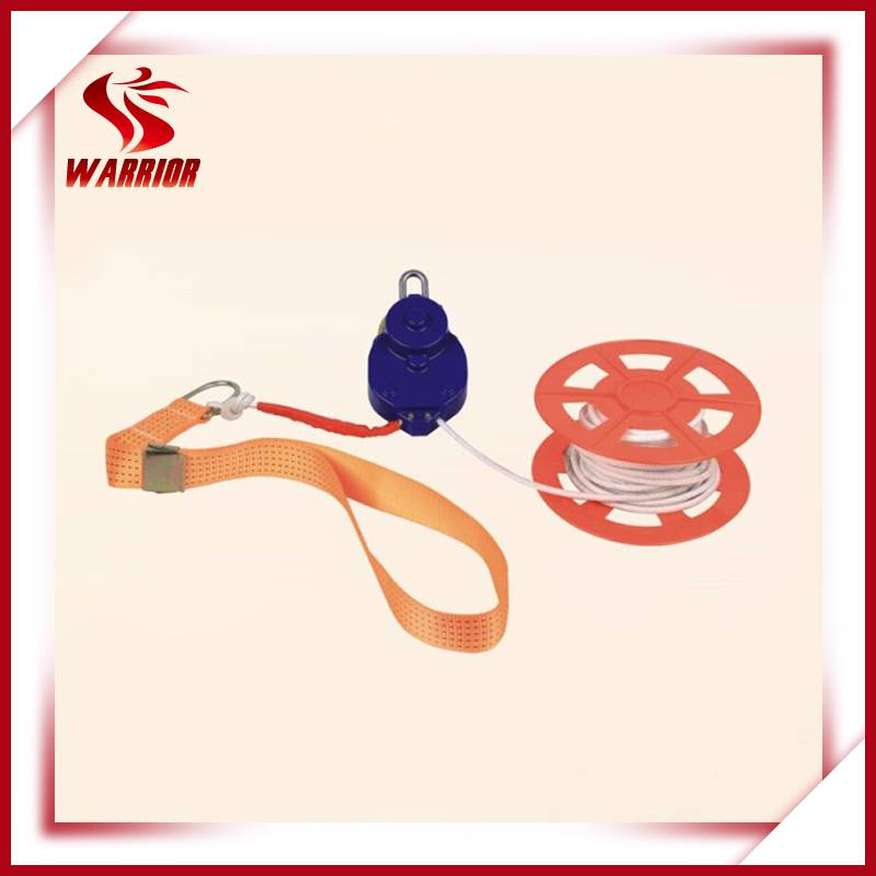 High Building Fire Escape Descent Control Device for fire safety