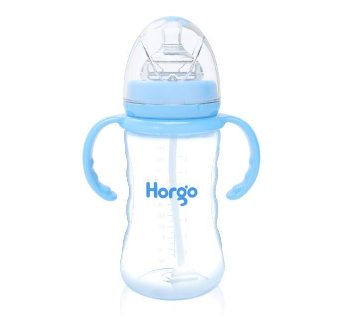 Wide-Neck Bottle with handle shape
