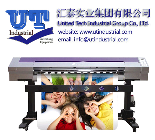 Advertising photo machine multi colors printer / 1440dpi Multi Color Advertisment Machine Inkjet