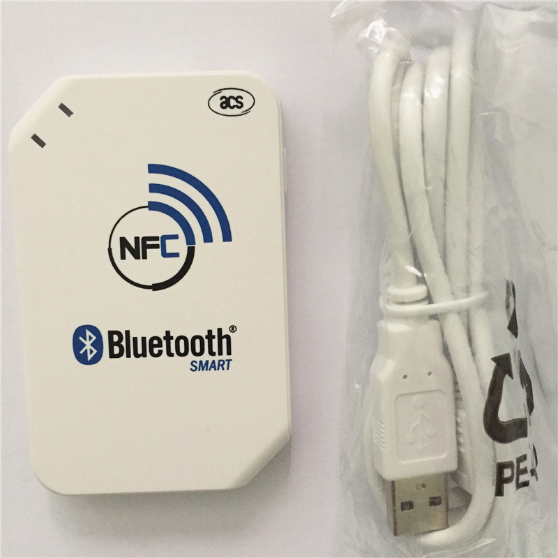 ACR1255-J1 NFC Bluetooth Wireless Contactless RFID Reader Writer