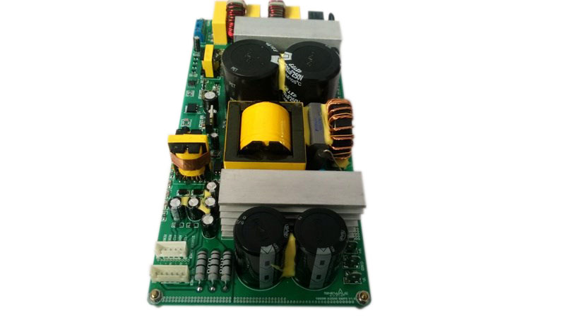 1000W RATED POWER AUDIO AMPLIFIER POWER SUPPLY