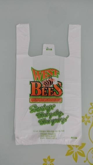 t-shirt plastic bag manufacturer