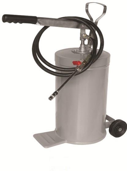 16L hand grease pump