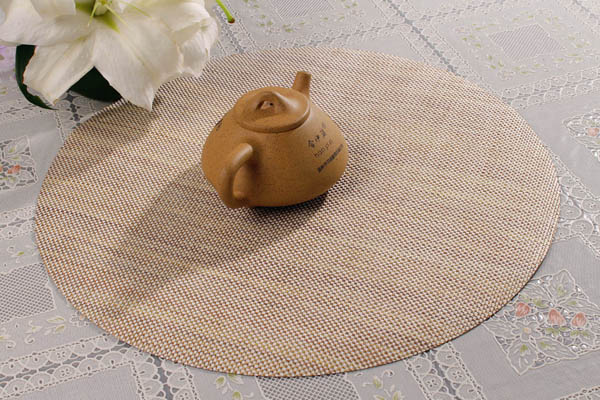 Woven Placemats Round For USA Market