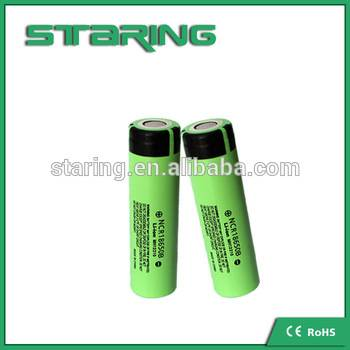 NCR18650B Battery for Panasonic NCR18650B 3400mAh Battery Cell