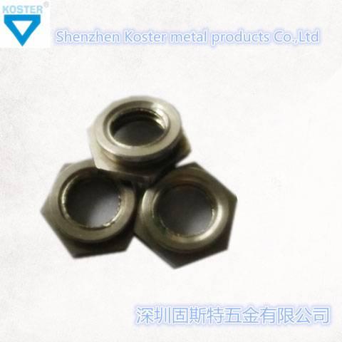 Pem Standard Nut F-M3-1 Self-Clinching Nuts