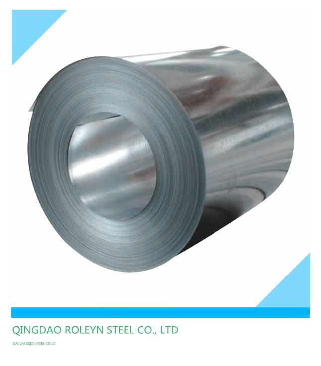 DX51D Z120 Galvanized steel coils