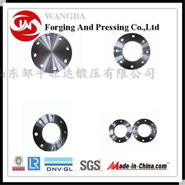 Carbon Steel Forged Thread Flange ANSI B16.5