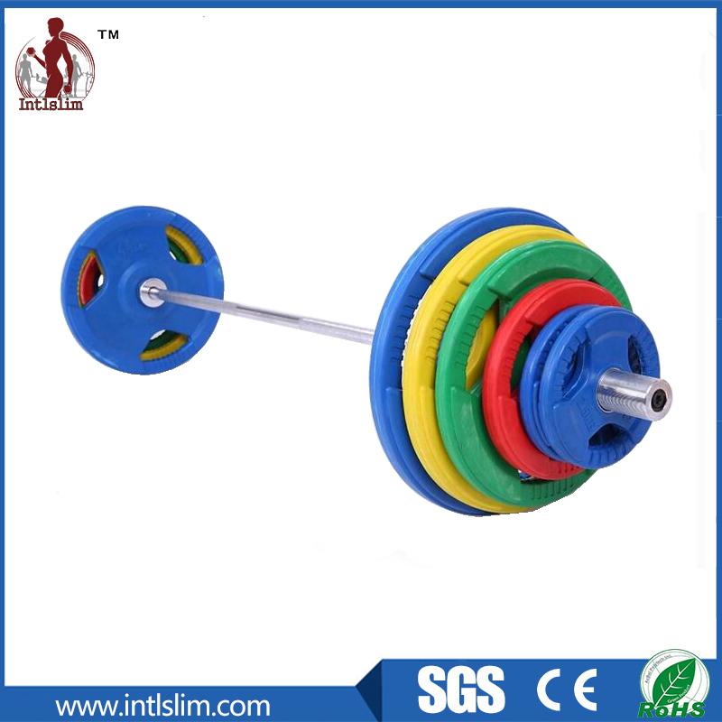 Color Body Pump Barbells Manufacturer