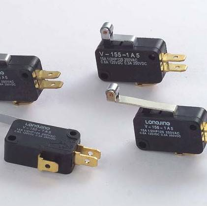 V Micro Switch