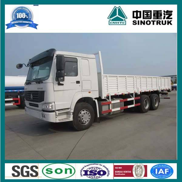 2015 hot sale HOWO 6X4 Cargo Truck chassis