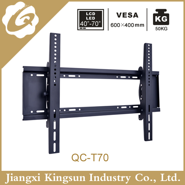 LED Tv wall mount with angle adjustable for size 40-70''